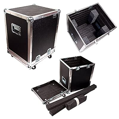 Lighting ATA Case 1/4 Medium Duty Ply with Wheels for Chauvet Intimidator Spot 250 Moving Rotating Head from Roadie Products, Inc.