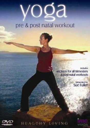 Yoga - Pre Natal And Post Natal Workout - Healthy Living Series [DVD]