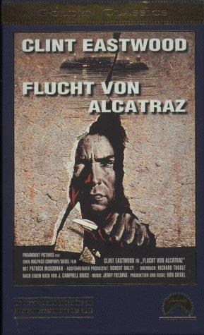 Flucht von Alcatraz [VHS]