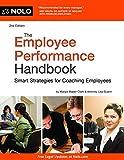 img - for The Employee Performance Handbook: Smart Strategies for Coaching Employees (Progressive Discipline Handbook) book / textbook / text book