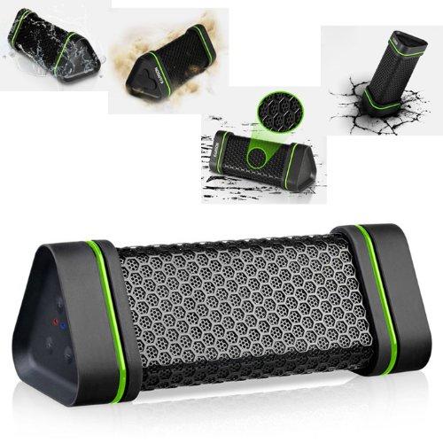 Zps Portable Outdoor Sports Waterproof Shockproof Wireless Bluetooth Stereo Speaker