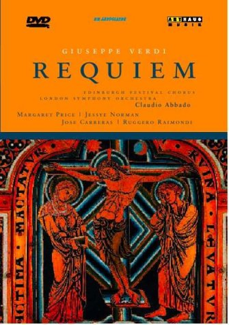 Verdi: Requiem [DVD] [2001]