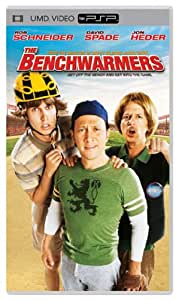 The Benchwarmers [UMD for PSP]