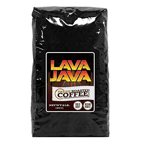 2 Lb. Bag, Lava Java Coffee, Whole Bean, Fresh Roasted Coffee LLC. (Fresh Roasted French Roast compare prices)