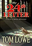 img - for The 24th Letter ((Mystery/Thriller)) book / textbook / text book
