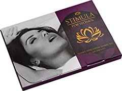 Stimula for Women Clitoral Stimulating Gel Water-based Sexual Lubricant