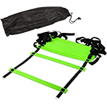 Generic Agility Ladder Kit Free Training Bag And Easy To Pack Unpack