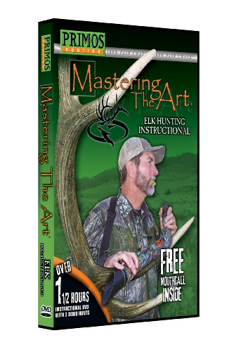 Primos Hunting Calls Mastering The Art Elk Instructional Dvd