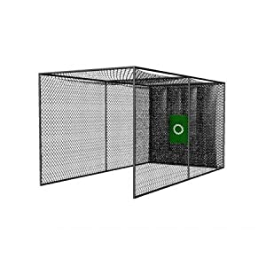 Cimarron Outdoor Sports Gaming Accessories 20x10x10 Masters Golf Net with Frame Kit by Cimmaron Sports