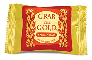 Grab The Gold Energy Snack Bars, Box of 24 Bars by Grab the Gold