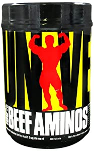 Universal Nutrition - 100% Beef Aminos Sustained Release