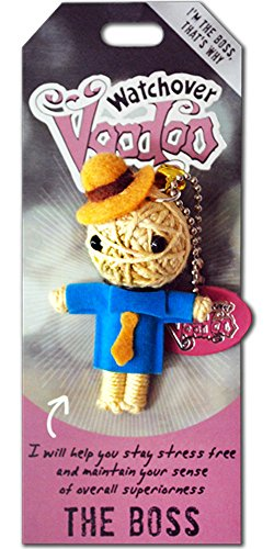 Watchover Voodoo The Boss Voodoo Novelty