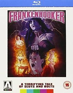 Frankenhooker [Blu-ray] [Import anglais]