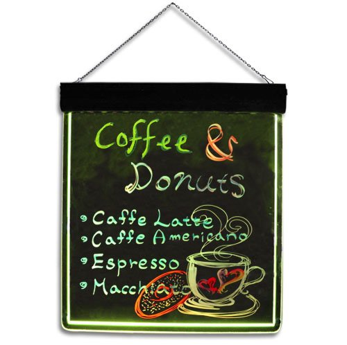 Flashing Neon Signs Led Boards Neon Coffee Shop Signs Portable Business Signs Congratulations Gifts