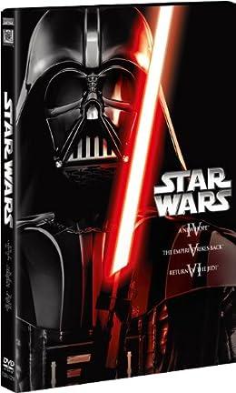 スター・ウォーズ オリジナル・トリロジー DVD-BOX(3枚組)