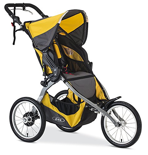 Great Features Of BOB 2016 Ironman Stroller, Yellow