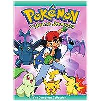 Pokemon: The Johto Journeys on DVD
