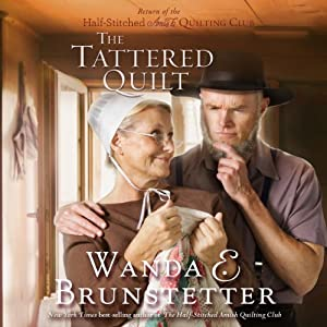 The Tattered Quilt Audiobook