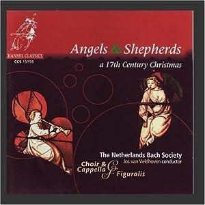 Angels & Shepherds 17th Century Christmas