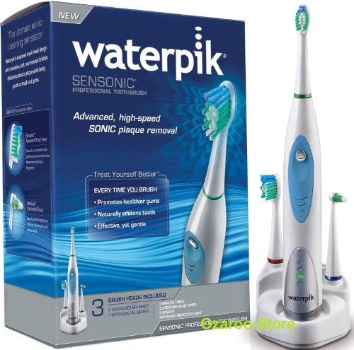 Waterpik Sensonic Sr1000 Professional Ultra Sonic Electric Power Toothbrush New