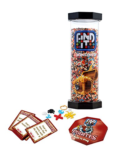Find it Games - Pirates Version - The Original Hidden Object Search Adventure (Find It A Contained Adventure compare prices)