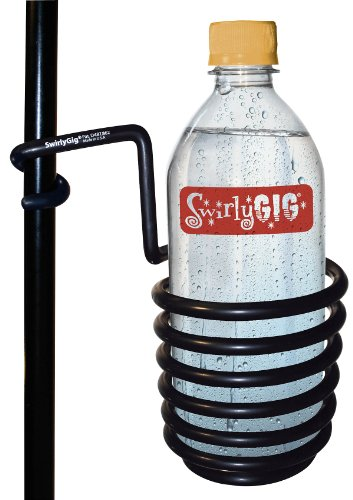 Swirlygig Sg1000 Original Drink Holder For 1/2 Tubing, Black