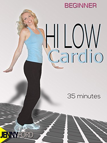 HI LO Cardio Jenny Ford Workout