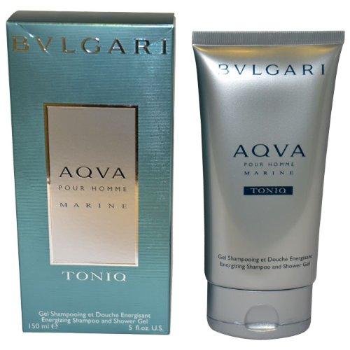 Aqva Marine Toniq Shower & Shampoo Gel 150 ml Doccia Gel Uomo