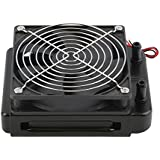 Alcoa Prime Shipping 120mm Water Cooling CPU Cooler Row Heat Exchanger Radiator With Fan For PC Hot