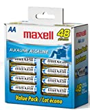 Maxell LR6 AA Cell 48 Pack Box Battery (723443)