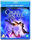 Cirque du Soleil: Worlds Away (Blu-ray 3D + Blu-ray) [Region Free]