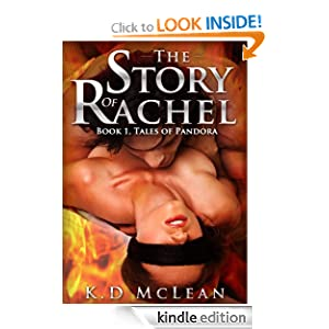 The Story of Rachel (Tales of Pandora)
