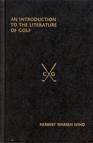 An Introduction to the Literature of Golf