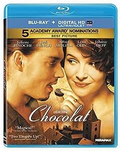 NEW Binoche/dench/molina/olin - Chocolat (Blu-ray)