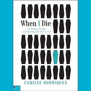 When I Die Audiobook