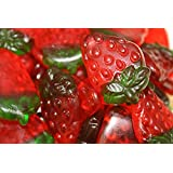 Gummy Strawberries, 1LB