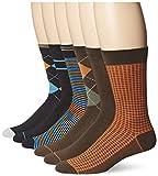 Ben Sherman Mens 6 Pack David Crew Socks