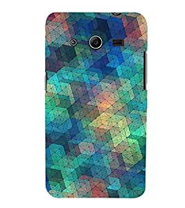 EPICCASE Illuisions Mobile Back Case Cover For Samsung Galaxy Core 2 (Designer Case)