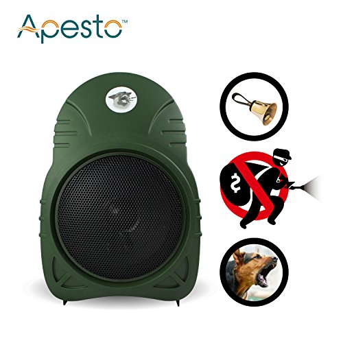 Best Prices! Apesto (The Sentry) Safety Technology International Electronic Watchdog, Barking dog, c...