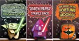 Origami Yoda Pack (Paperback Book Pack) : The Strange Case of Origami Yoda /Darth Paper Strikes Back /The Secret of the Fortune Wookiee (Origami Yoda)