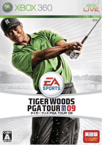 タイガー・ウッズ PGATOUR 09 (英語版)