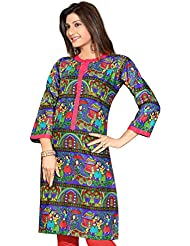 Long Anarkali Long Printed Embroidery Kurtis