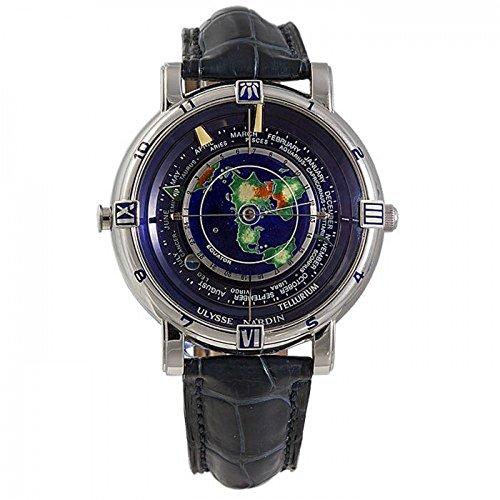 ulysse-nardin-tellurium-swiss-automatic-blue-mens-watch-889-99-certified-pre-owned