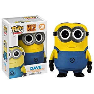 POP Despicable Me Dave Vinyl Figure