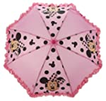 Minnie Mouse Frilled Umbrella ( Pink/...