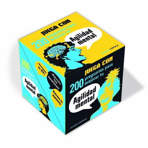 Juega Con 200 Preguntas Para Mejorar Tu Agilidad Mental (Juegos Cúpula)