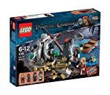 LEGO Pirates of the Caribbean 4181: Isla De la Muerta