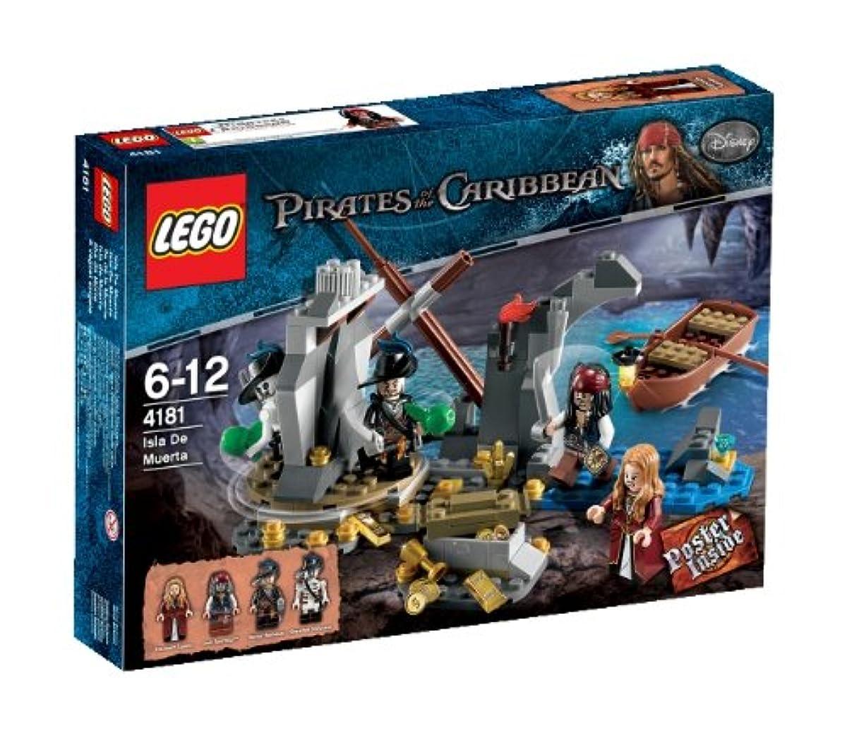 [해외] 레고 (LEGO) 캐리비안의 해적 죽음의 섬 4181 (2011-05-12)