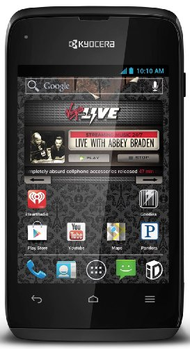 Kyocera Event Prepaid Android Phone (Virgin Mobile)