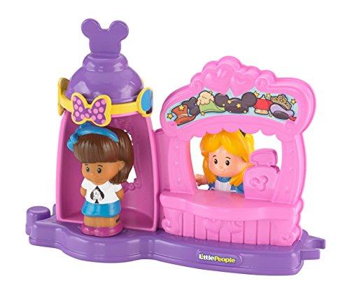 Fisher-Price Little People Disney Mia & Alice front-108372
